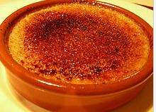 Crema Cántabra tostada
